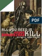 Hiroshi Sakurazaka - All You Need is Kill
