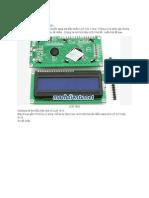 Sử dụng LCD 16