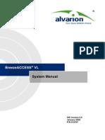 BA-VL Ver_5.0 System Manual