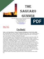 Saguaro Gunner Summer 2014