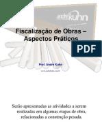 4-2 - Fiscalização de Obras – Aspectos Práticos