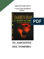 2-El Asistente Del Vampiro