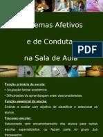 PALESTRA PROBLEMAS AFETIVOS E DE CONDUTA EM SALA DE AULA2