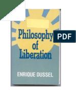 Enrique Dussel Philosophy of Liberation