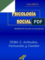 Tema Psicologia Social
