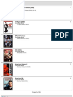 Complete Movie List