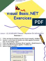 exercices Vb ado.net2008 mode connecté