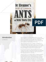 Dr. Eleanor's Book of Common Ants of New York City