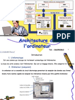 Architecture Ordinateur 2008 p1