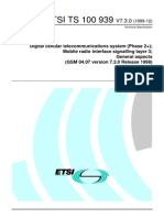 06 - GSM Mobile Radio Interface Signalling L3