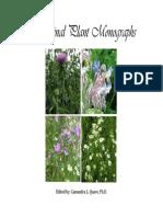 Medicinal Plant Monograph-4.2013