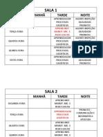 Utilização de Salas de Aula Novembro e Dezembro (1)