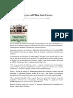 07-06-2014 Regio.com - Eligen nuevo dirigente del PRI en Santa Catarina.