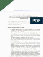 Principalele Modificari Introduse Prin Legea Nr. 133 Din 2012pentru Aprobarea OUG Nr. 64 Din 2010 Privind Modificarea Si Completarea Legii Cadastrului Si a Publicitatii Imobiliare Nr. 7 Din 1996