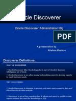 Discoverer10g_Administration