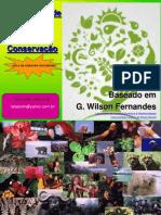 Noções de Biologia Da Conservação