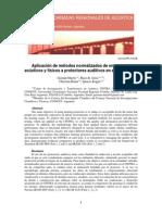 A022 (Miretti) Ensayo Protectores Auditivos en CINTRA