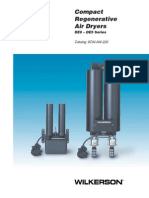 Compact Regenerative Air Dryers