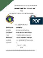 TESIS UNCP  - matematica