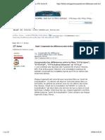 Comprendre Les Différences Entre La Fibre Gpon, P2P, Active Ethernet, FTTLA