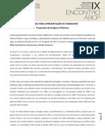 Chamada de Trabalhos_ABCP2014