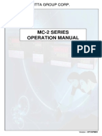 Maxthermo Programmer Manual.