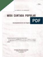 Misa Popular