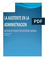 Desarrollo Profesional Asistentes Klorenzo