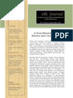 ERC Journal May, 2012