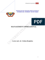 Management Operational