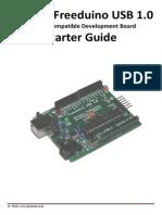 Probots Freeduino USB 1.0 - Starter Guide