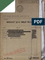 Threat Report 2014