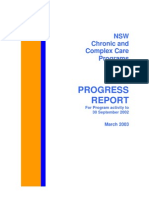 Nsw Chronic & Complex Care Programs