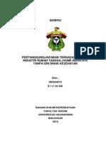 Skripsi Lengkap Perdata -0312- Abrianto