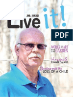 June 2014 edition of Live it!