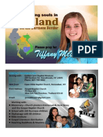 tm missionary to thailand packet 1