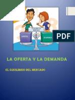 La Oferta y La Demanda.. Word