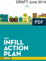 City of Edmonton's Draft Infill Action Plan