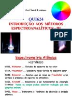 Espectroanalitica - Emissao Atomica