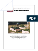 Raised Bed Instructions