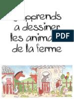 J apprends a dessiner les animaux de la ferme zecol by Willow.pdf