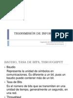 8. Transmision de Informacion