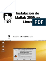 Matlab Linux