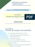 Lec 2 Geiq. Aprovisionamiento Energetico