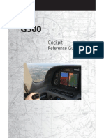 G500 Cockpit Reference Guide