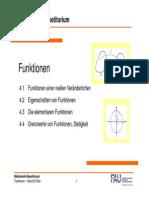 Vorlesung 3 - Funktionen