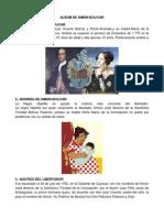 Albúm de Simón Bolivar Biografia