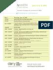 Claritycon2014 Agenda June 12-13,-2014