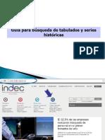 Presentación nueva página indec, búsqueda de series históricas.ppt