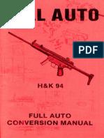 HK-94 Full-Auto/MP5 Conversion